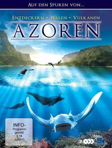 DVD »Azoren - Auf den Spuren von ... Entdeckern -...«
