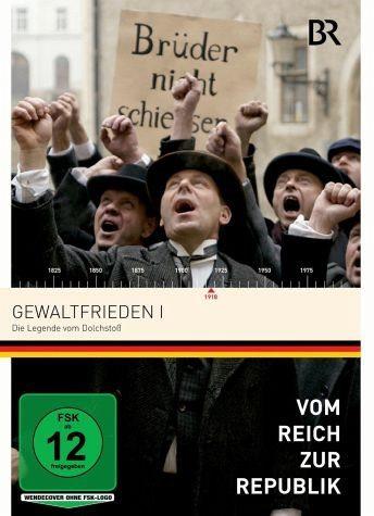 DVD »Vom Reich zur Republik: Gewaltfrieden 1 - Die...«
