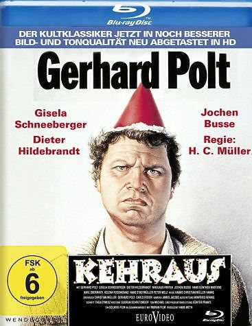 Blu-ray »Kehraus«