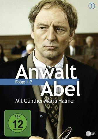 DVD »Anwalt Abel 1 - Folge 1-7 (4 Discs)«