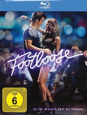Blu-ray »Footloose - Es ist wieder Zeit zu tanzen...«