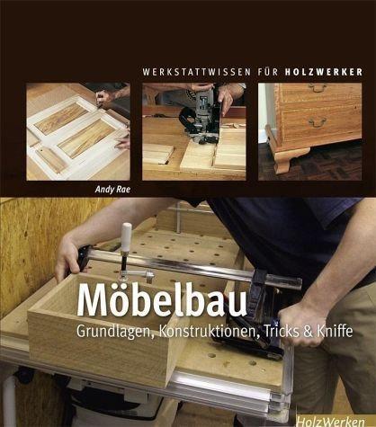 Gebundenes Buch »Möbelbau«