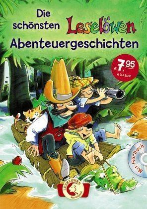 Gebundenes Buch »Die schönsten Leselöwen-Abenteuergeschichten...«