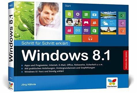 Broschiertes Buch »Windows 8.1«