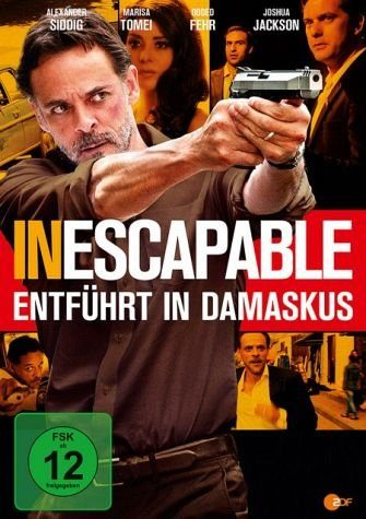 DVD »Inescapable - Entführt in Damaskus«