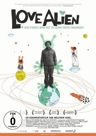 DVD »Love Alien«