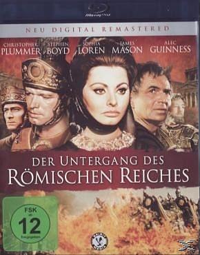 Blu-ray »Der Untergang des Römischen Reiches«