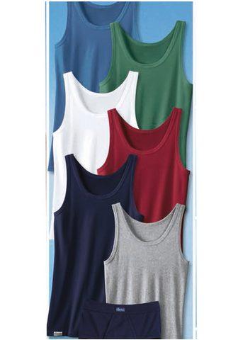 KINGS CLUB Apatiniai marškinėliai (3 vnt.)
