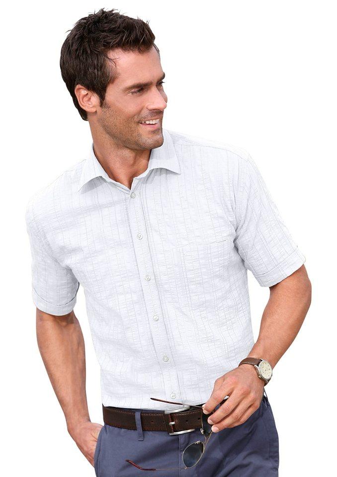 Maxclusiv Hemd in weiß
