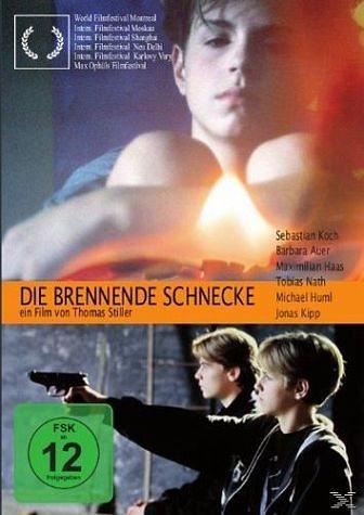 DVD »Die brennende Schnecke«