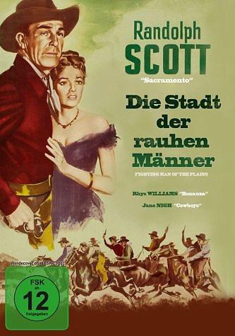DVD »Die Stadt der rauhen Männer«