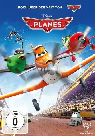 DVD »Planes (DVD)«