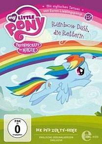 DVD »My Little Pony - Freundschaft ist Magie, Folge 12«