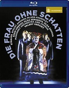 Blu-ray »Strauss, Richard - Die Frau ohne Schatten«