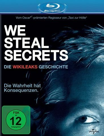 Blu-ray »We Steal Secrets: Die WikiLeaks Geschichte«