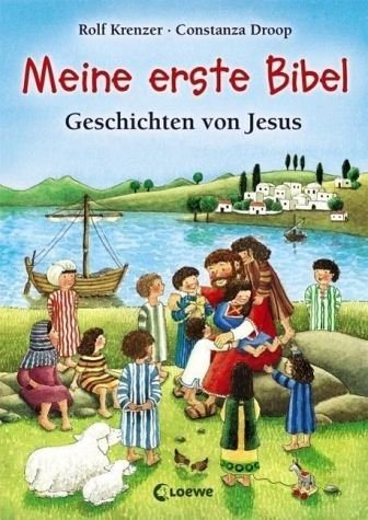 Gebundenes Buch »Meine erste Bibel«