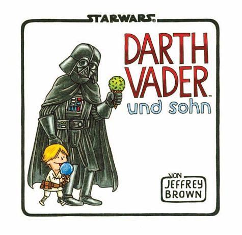 Gebundenes Buch »Star Wars: Darth Vader und Sohn«