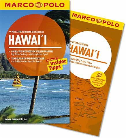 Broschiertes Buch »MARCO POLO Reiseführer Hawai`i«