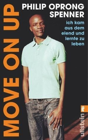 Broschiertes Buch »Move on up«