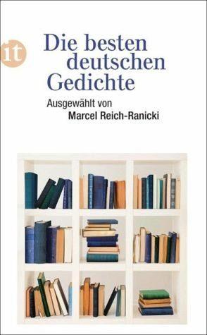 Broschiertes Buch »Die besten deutschen Gedichte«