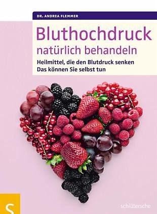 Broschiertes Buch »Bluthochdruck natürlich behandeln«