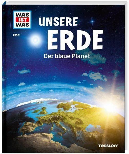 Gebundenes Buch »Unsere Erde / Was ist was Bd.1«