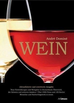 Gebundenes Buch »Wein«