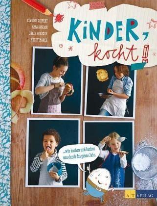 Gebundenes Buch »Kinder kocht!«