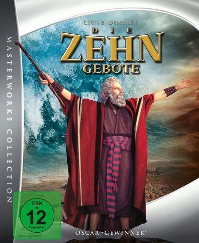 Blu-ray »Die zehn Gebote (Masterworks Collection, 2 Discs)«
