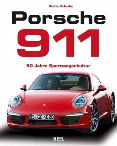 Gebundenes Buch »Porsche 911«