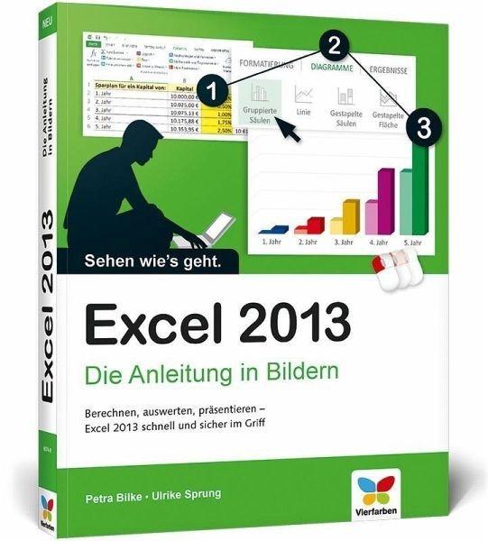 Broschiertes Buch »Excel 2013«