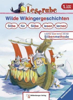 Gebundenes Buch »Leserabe mit Mildenberger. Wilde...«