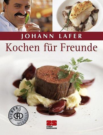 Gebundenes Buch »Kochen für Freunde«