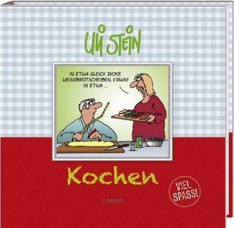 Gebundenes Buch »Kochen - Viel Spaß!«
