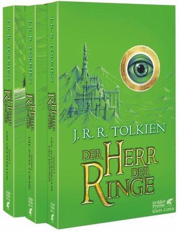 Broschiertes Buch »Der Herr der Ringe - Neuausgabe 2012«