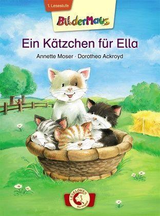 Gebundenes Buch »Bildermaus - Ein Kätzchen für Ella«