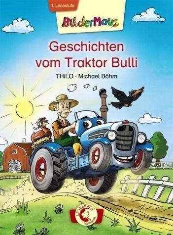 Gebundenes Buch »Bildermaus - Geschichten vom Traktor Bulli«
