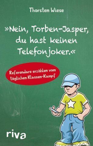 """Broschiertes Buch »""""Nein, Torben-Jasper, du hast keinen...«"""