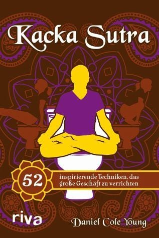 Gebundenes Buch »Kacka Sutra«