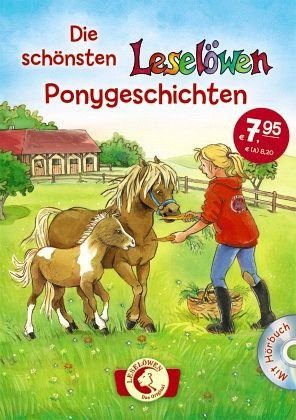 Gebundenes Buch »Die schönsten Leselöwen-Ponygeschichten mit...«