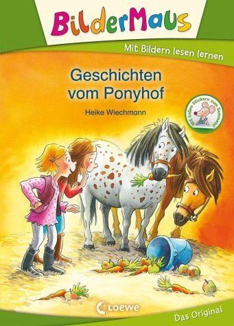 Gebundenes Buch »Bildermaus - Geschichten vom Ponyhof«
