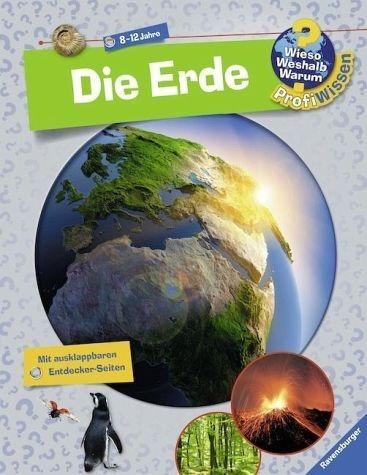 Gebundenes Buch »Die Erde / Wieso? Weshalb? Warum? -...«
