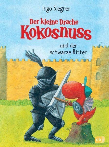 Gebundenes Buch »Der kleine Drache Kokosnuss und der schwarze...«