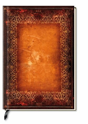 Gebundenes Buch »Premium Book Antique Book Notizbuch liniert«
