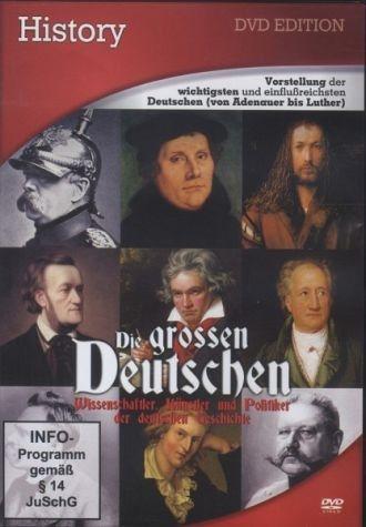 DVD »Die Grossen Deutschen«