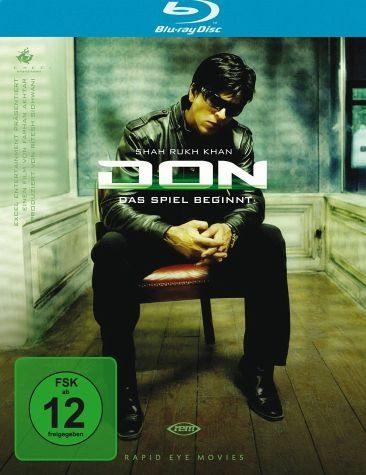 Blu-ray »Don - Das Spiel beginnt«