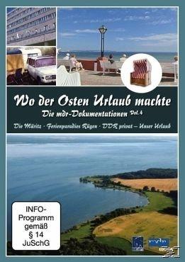 DVD »Wo der Osten Urlaub machte - Vol. 4«