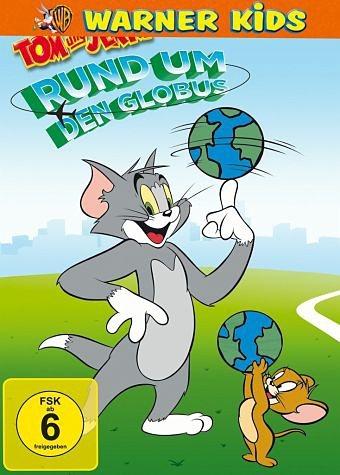 DVD »Tom und Jerry: Rund um den Globus«