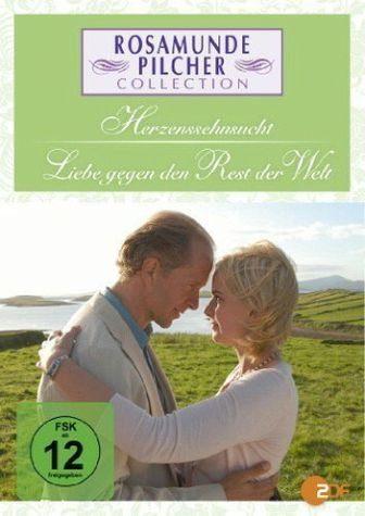 DVD »Rosamunde Pilcher: Herzenssehnsucht / Liebe...«