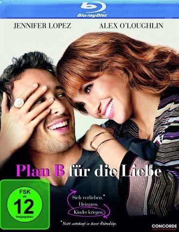 Blu-ray »Plan B für die Liebe«